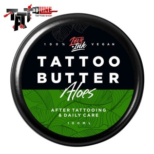 Masło do tatuażu - Loveink Tattoo Butter Aloes 100ml