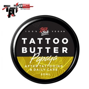 Masło do tatuażu - Loveink Tattoo Butter Papaya 50ml