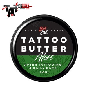 Masło do tatuażu - Loveink Tattoo Butter Aloes 50ml