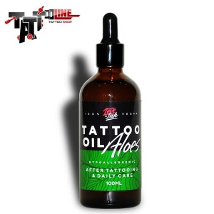 Loveink Tattoo Oil Aloes 100ml